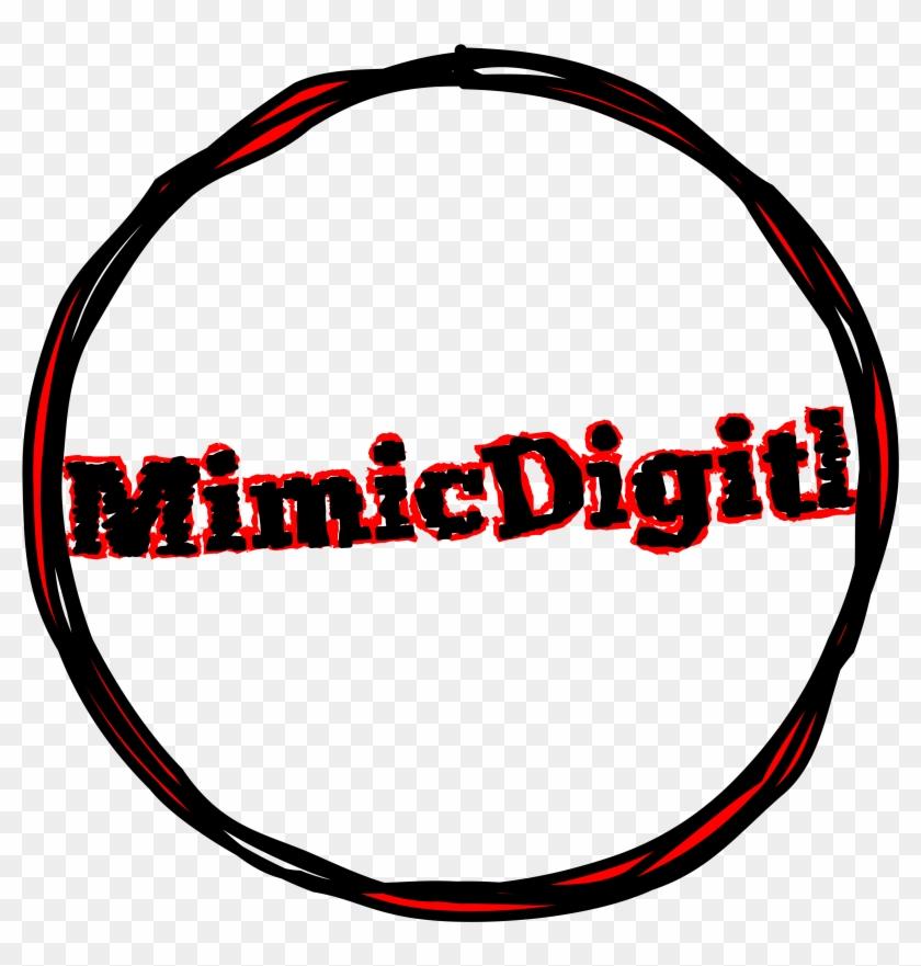 Handdrawnmimic - Circle Clipart #650794