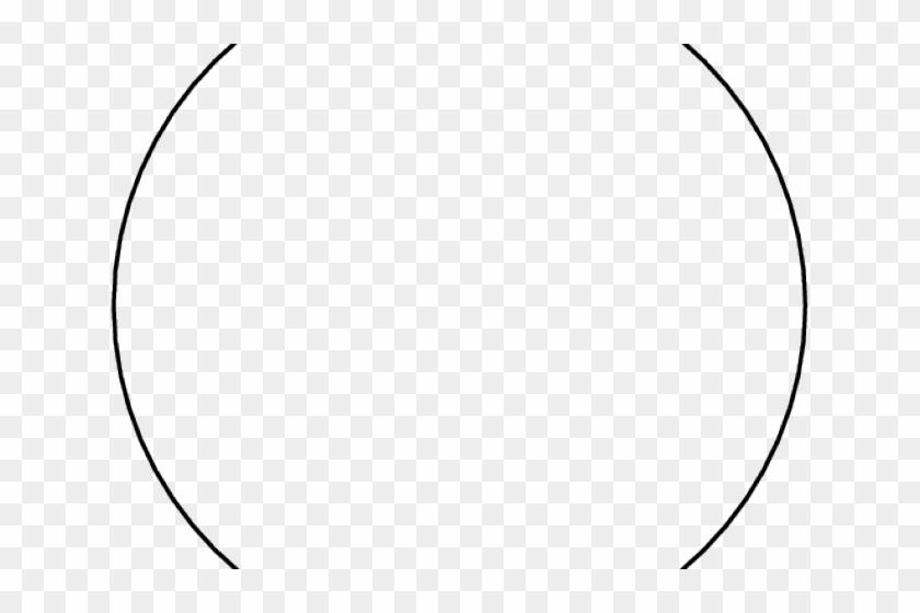 Drawn Circle Png Transparent - Circle Clipart #651248