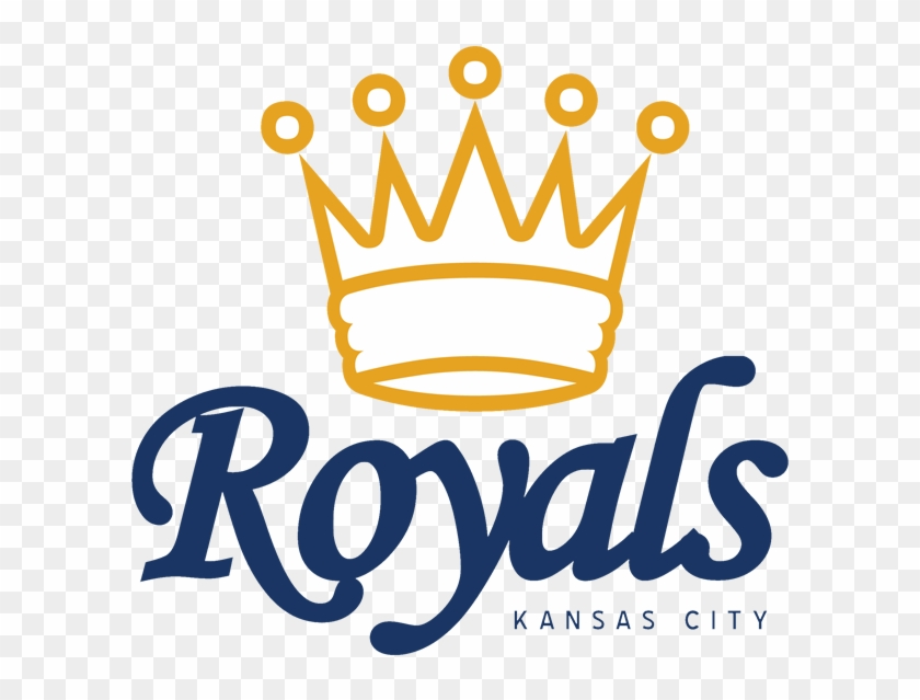 Cool Royal Icon - Kc Royals Crown Clipart #651276