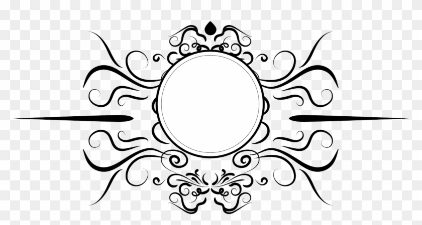 Ornament,hand Drawn,mandala,indian, - Abstract Floral Design Png Clipart #651364