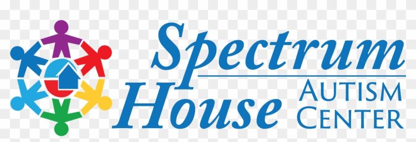 Spectrum House Logo Updated 1 17 Trans - Spectrum House Autism Center Logo Clipart #652174