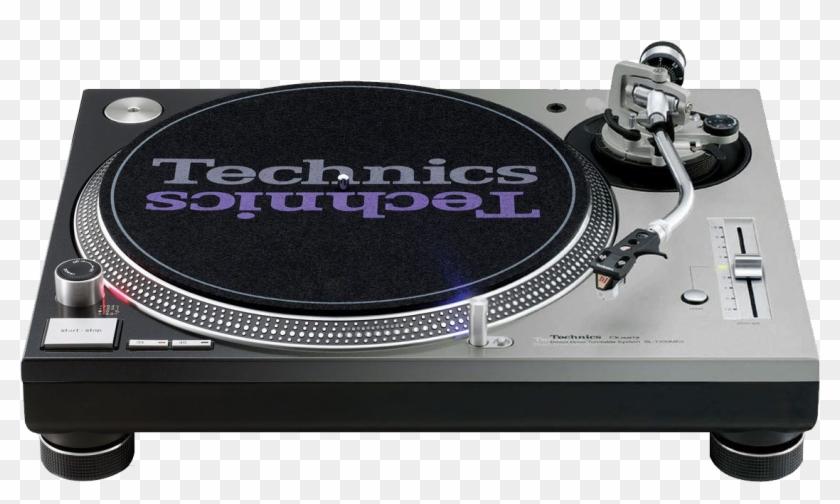 Sl1200 Turntable - Technics Sl 1200 Clipart #653152