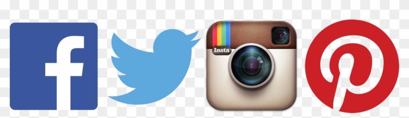 Facebook Twitter Instagram Youtube Logo Png Clipart #655498