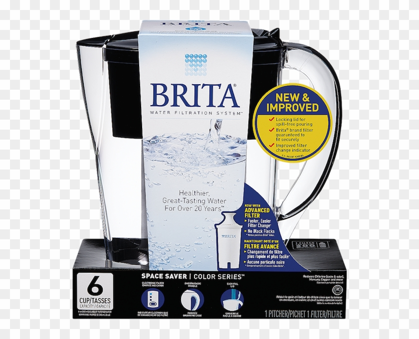I Was Shopping In Target The Other Day When These Brita - Brita Canadian Tire Clipart #655946