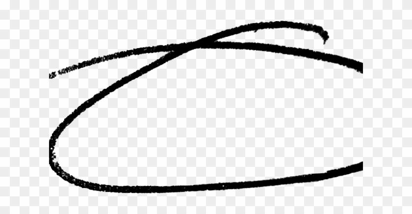 Circles Hand Drawn Png Clipart #656468
