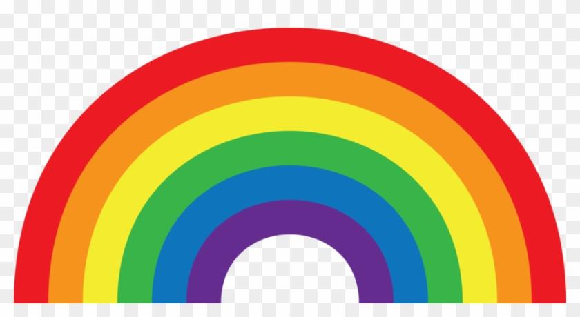 Arcoiris - Actual Colours Of The Rainbow Clipart #656663