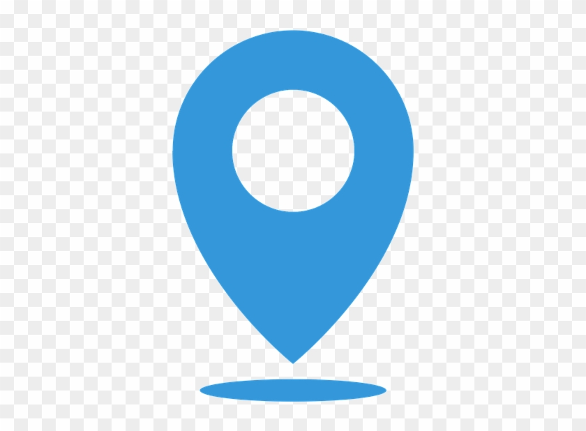 Icon Contact Flat Web Business Symbol Location Logo For