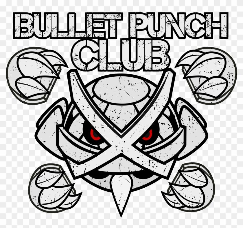 Bullet Punch Club - Illustration Clipart #666556