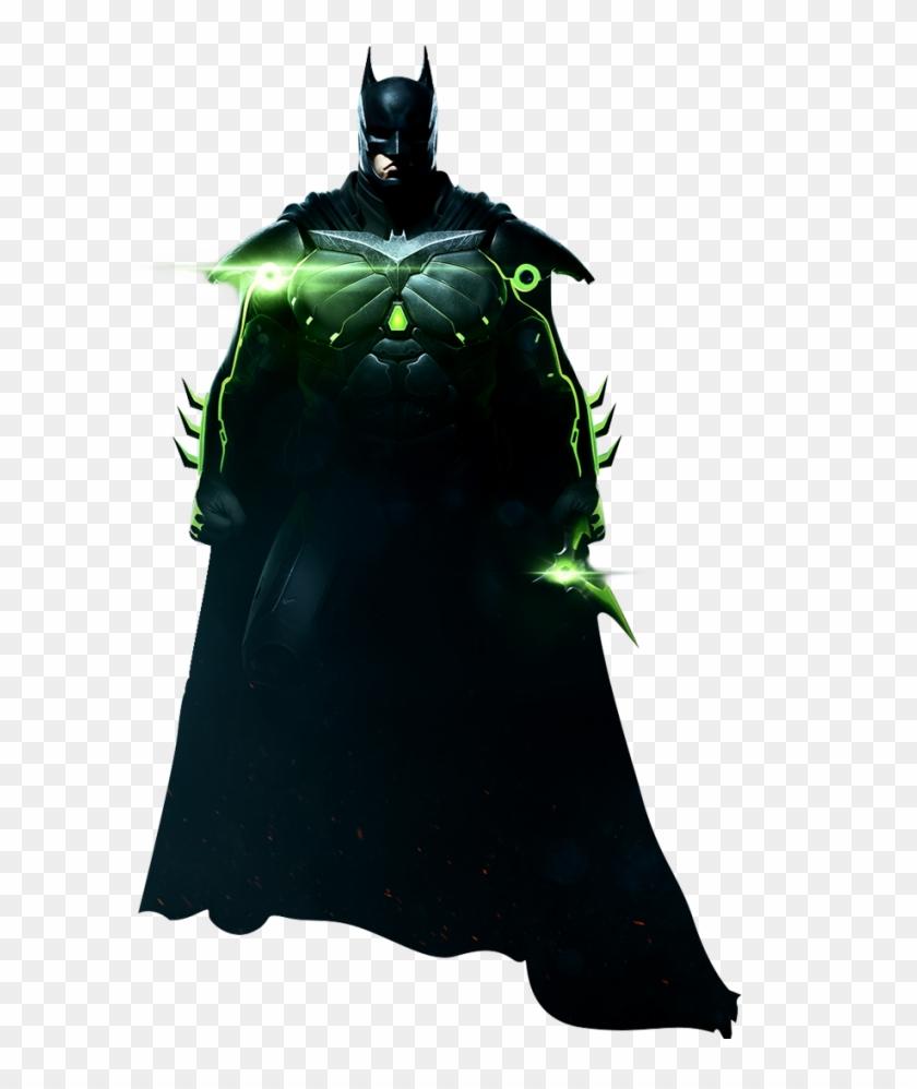 Batman Images Batman Hd Wallpaper And Background Photos - Injustice 2 Batman Png Clipart #668434