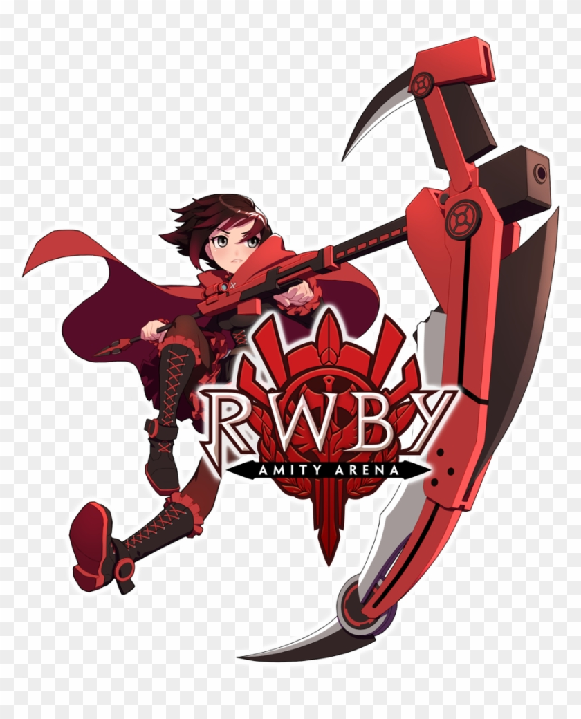 I'm Looking Forward To Bringing You The Best Content - Ruby Rose Rwby Amity Arena Game Clipart #669826