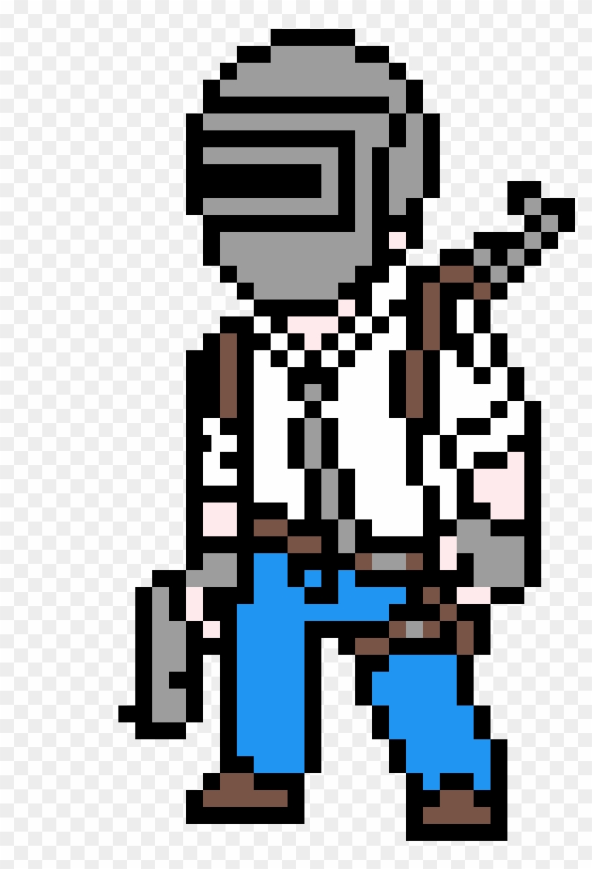 Pubg Character , Png Download - Pubg Character Png Clipart #669865