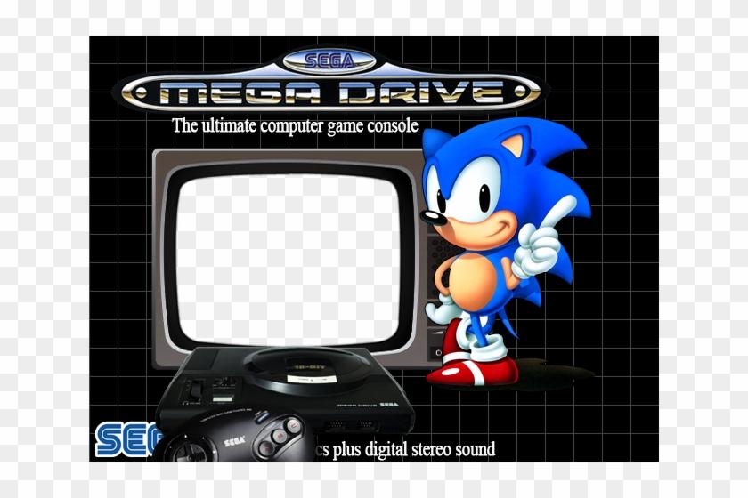 Layout Sega Megadrive Euro Hardcade Default Theme Sega Mega Drive Background Clipart 675407 Pikpng