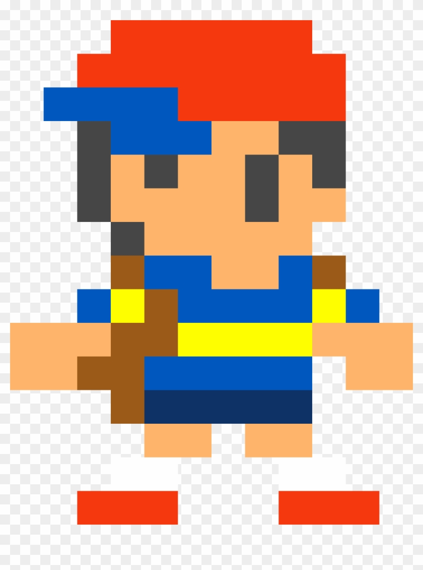Mystery Mushroom Fantendo Nintendo 8 Bit Ness Mario Maker
