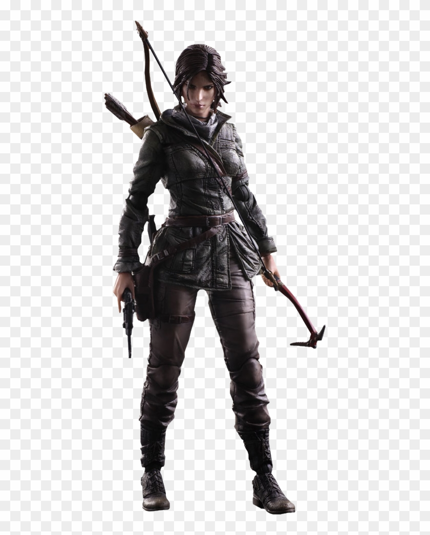 Lara Croft Png High Quality Image Rise Of The Tomb Raider Render Clipart 678063 Pikpng