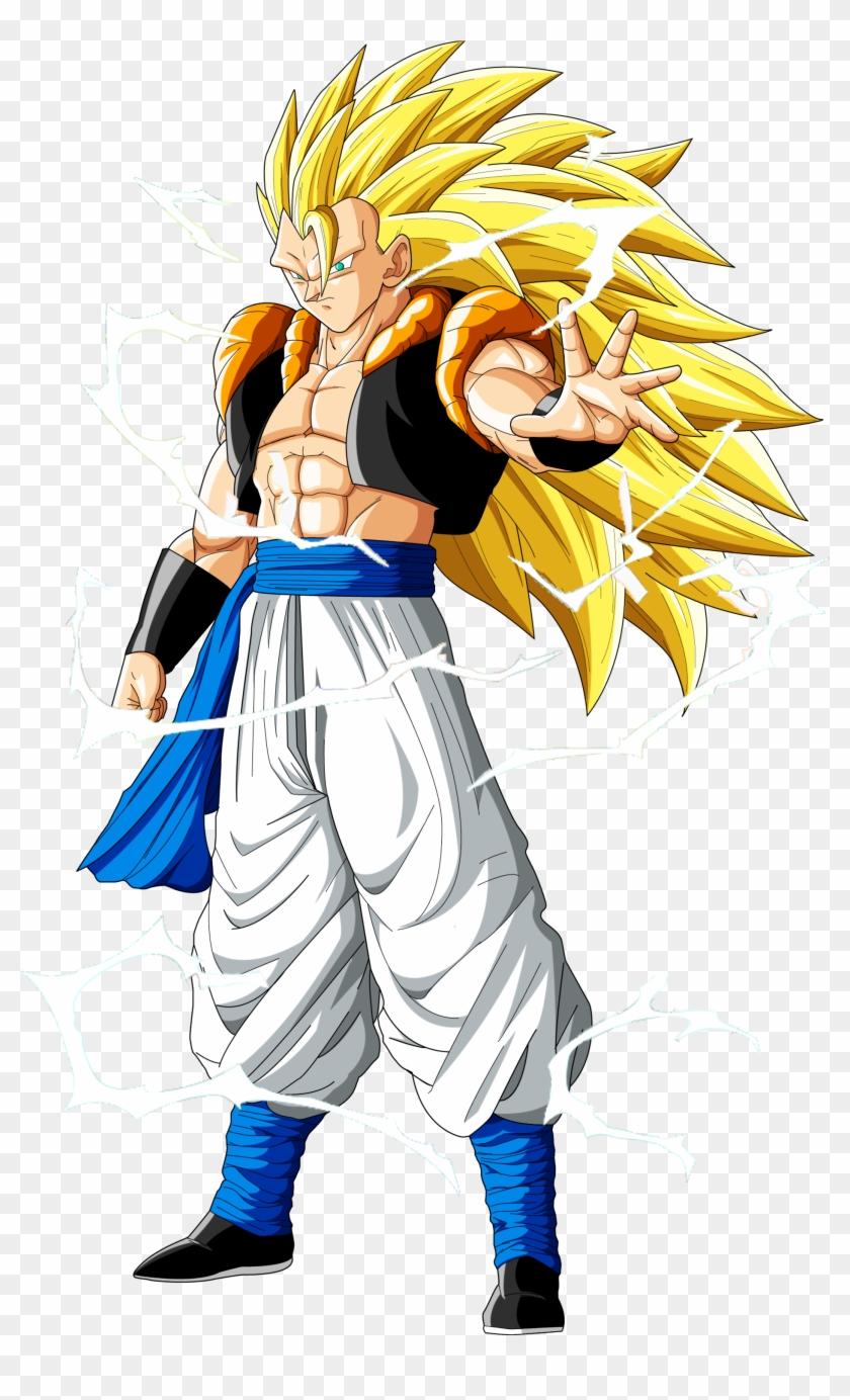 Goku Clipart Three Dragon Ball Z Characters Gohan Hd Png