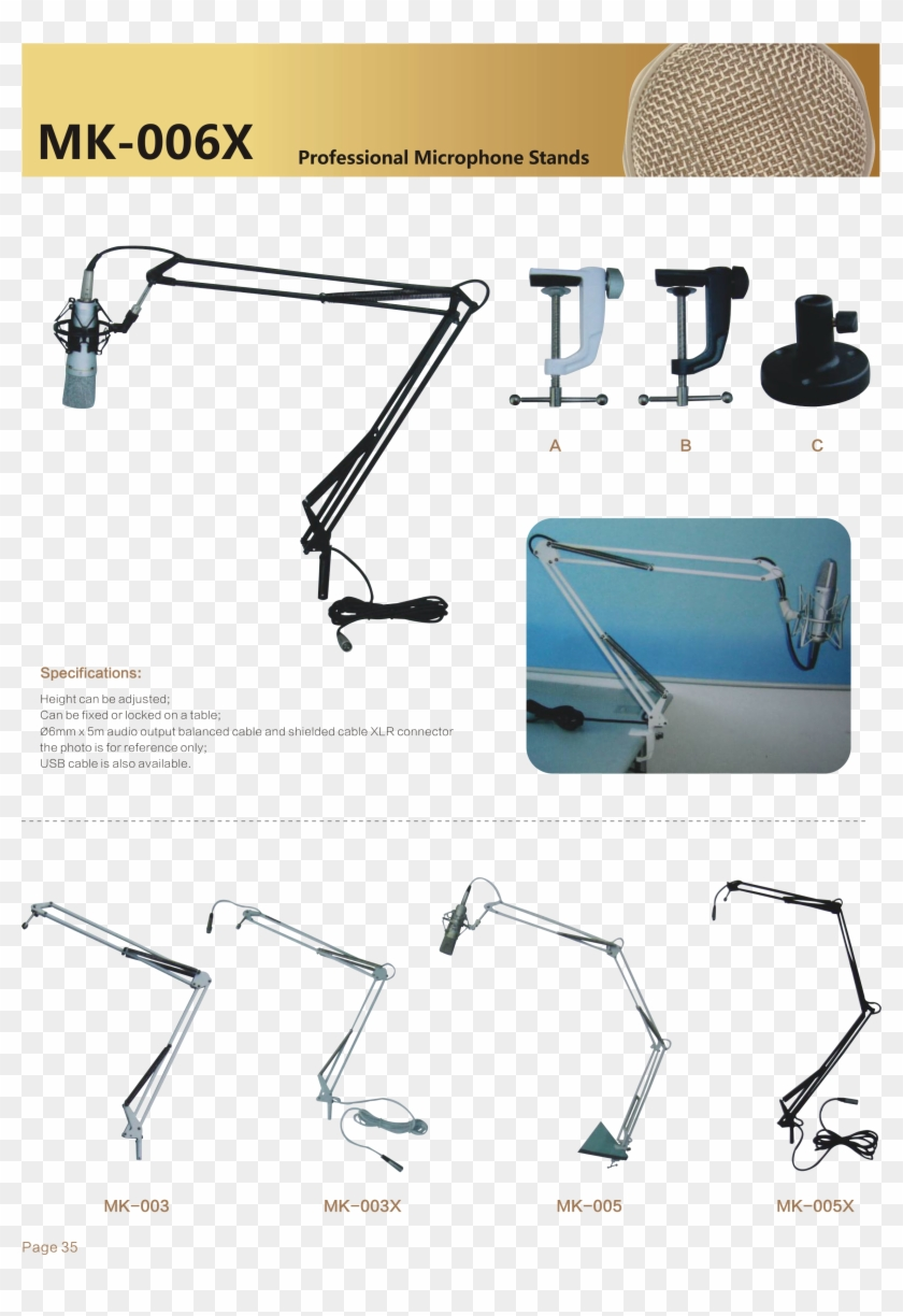 Professional Microphone Stands - Hoisting Clipart #680947