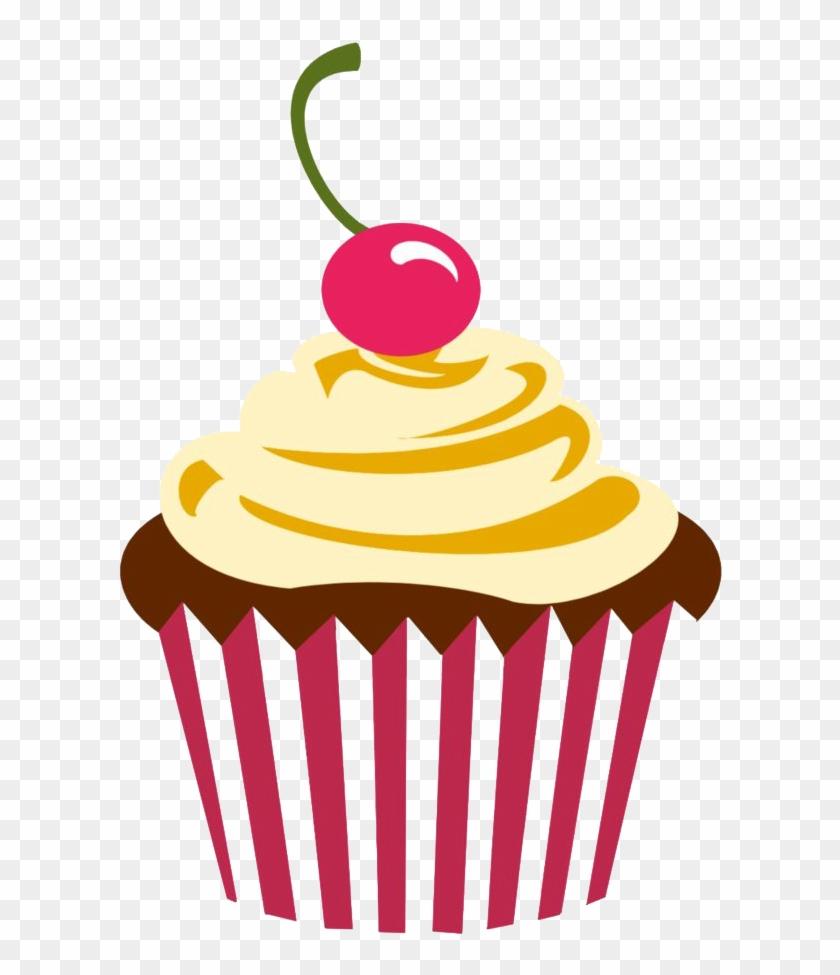 Cupcake Png Image - Transparent Background Cupcake Clipart Png #682334