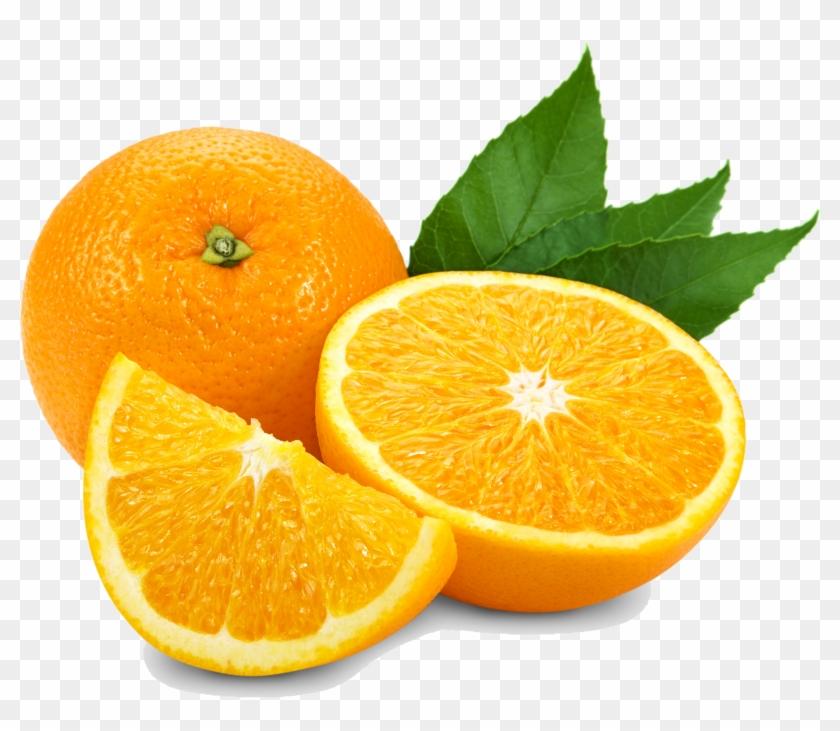 Oranges - Cut Citrus Fruit Clipart (#685944) - PikPng