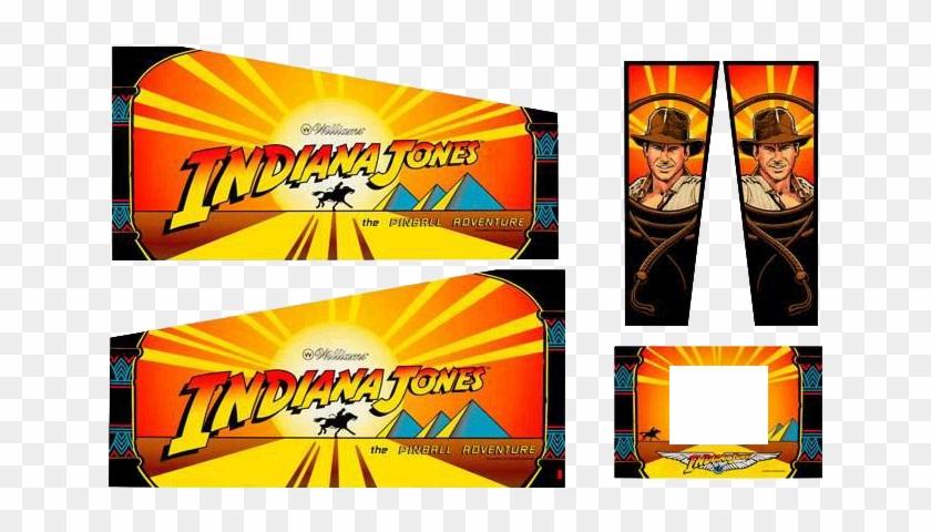 Indiana Jones Cabinet Decals - Indiana Jones Clipart #687818