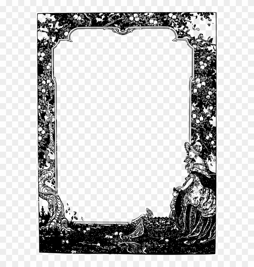 Cool Frame Png Clipart 689679 Pikpng