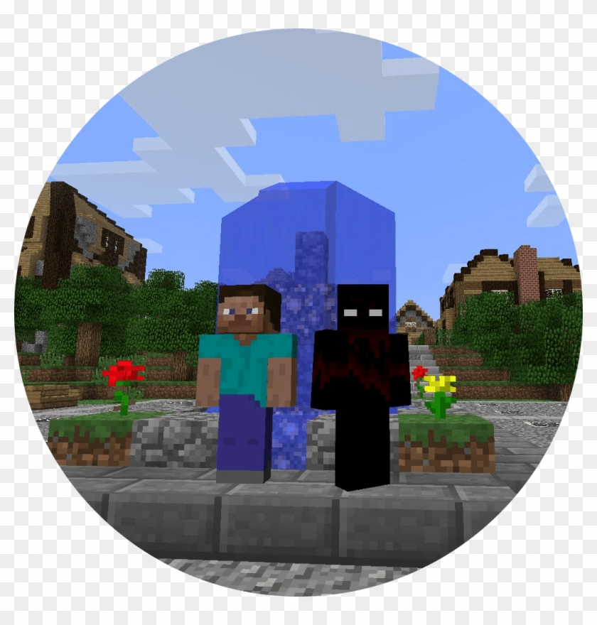 This Turned Out To Be A Disaster - Minecraft Clipart #693305