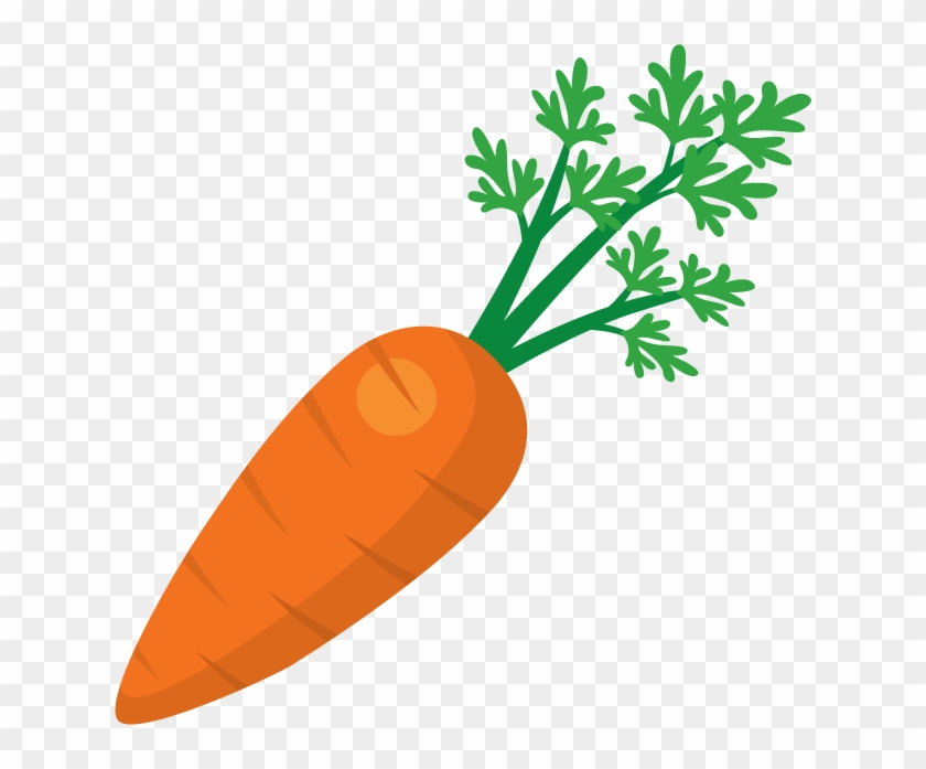 Carrot Transparent Free Images Only Png - Carrot Clip Art Transparent #70422