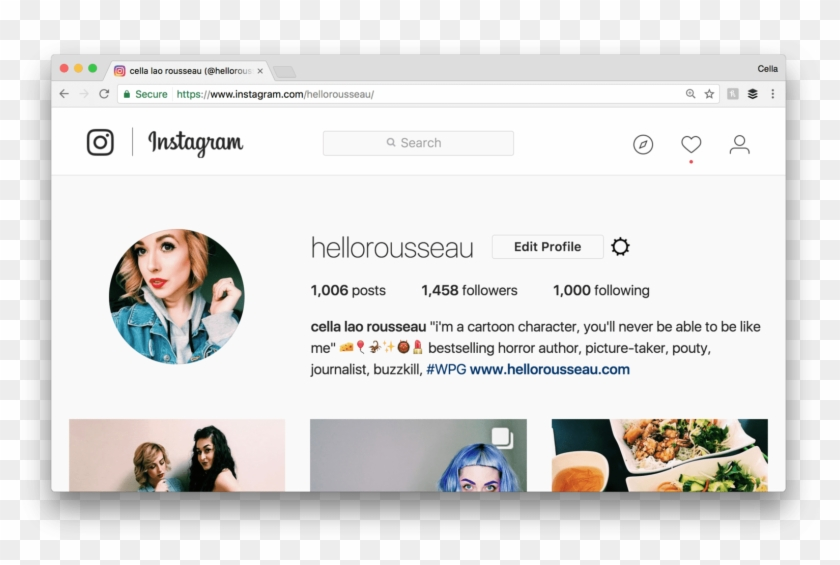 Instagram Everything You Need To Know Imore - Instagram Clipart #71487