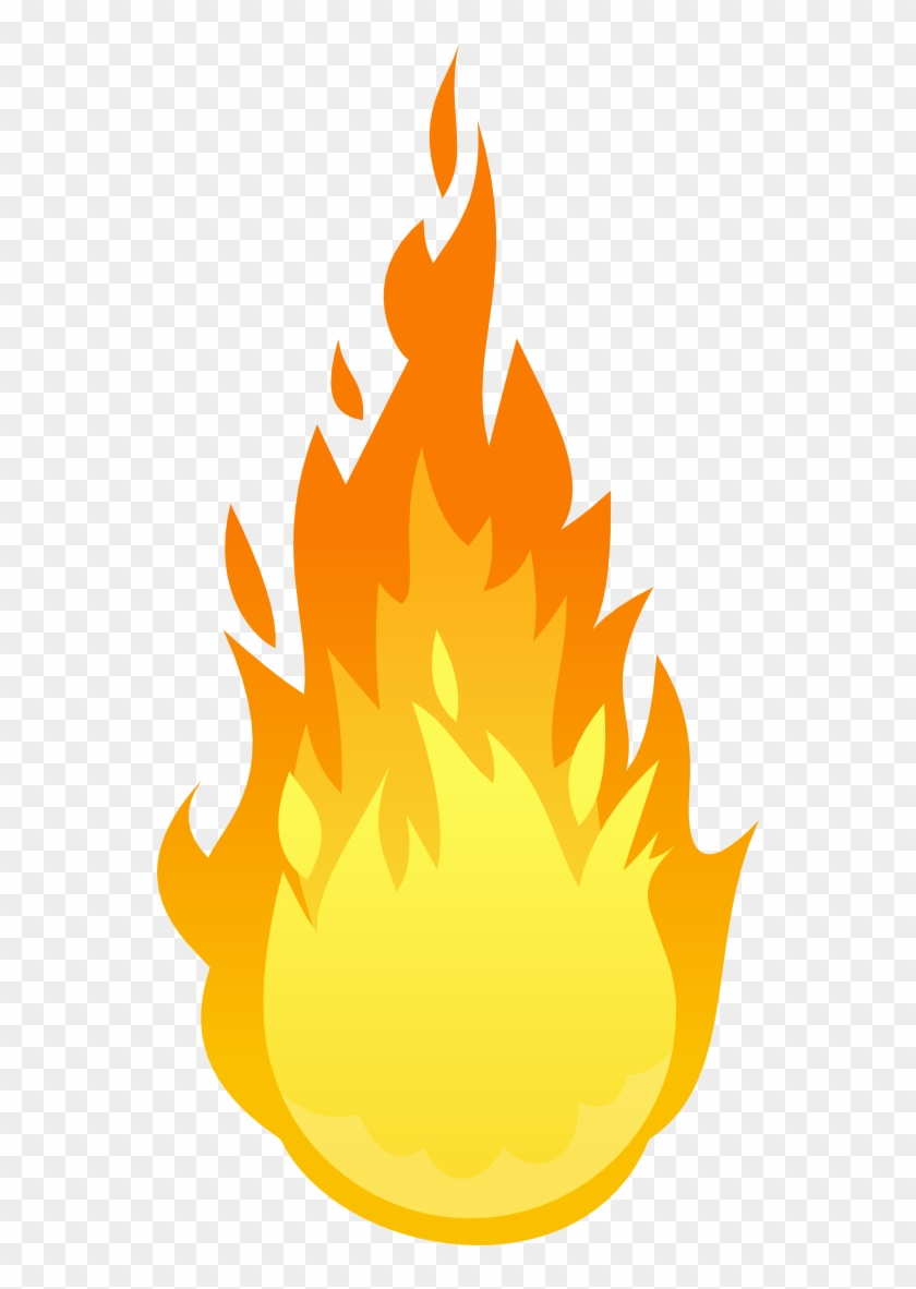 Small Fire Clipart & Small Fire Clip Art Images - Flame Fire Png Transparent Png #71968