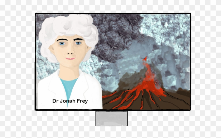 Cover Image - Mt St Helens Eruption Clipart #72013