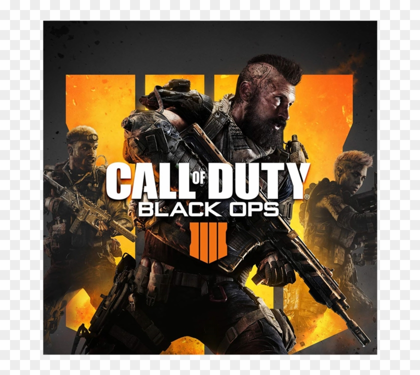 Call Of Duty - Call Of Duty Black Ops 4 Rating Clipart #72565