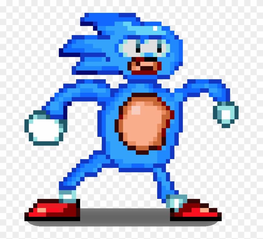 [art][oc] Sanic Mania - Sonic Discord Emoji Clipart #72813