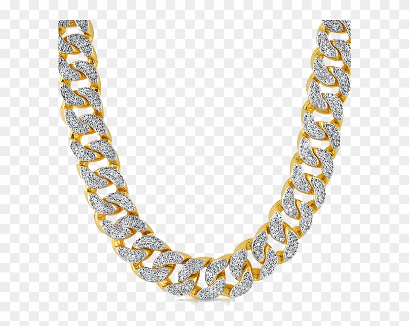 Gangster Gold Chain Png - Gold Chain Png Hd Clipart #74485
