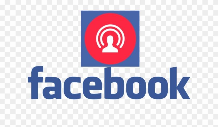 Facebook Live Button - Us On Facebook Clipart #79011