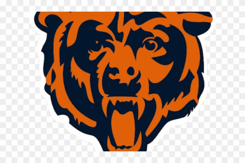 Chicago Bears Logo - Chicago Bears Logo Png Clipart #700800