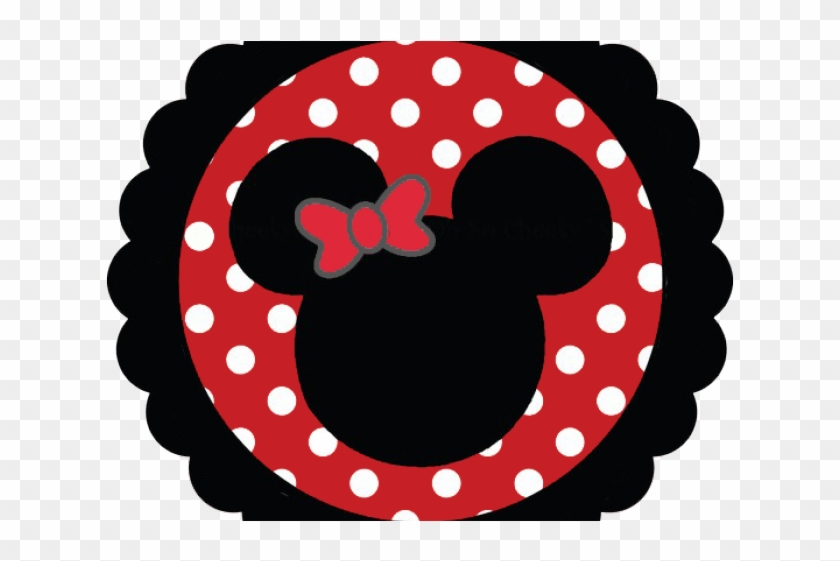 Head Minnie Mouse Png Clipart #701862