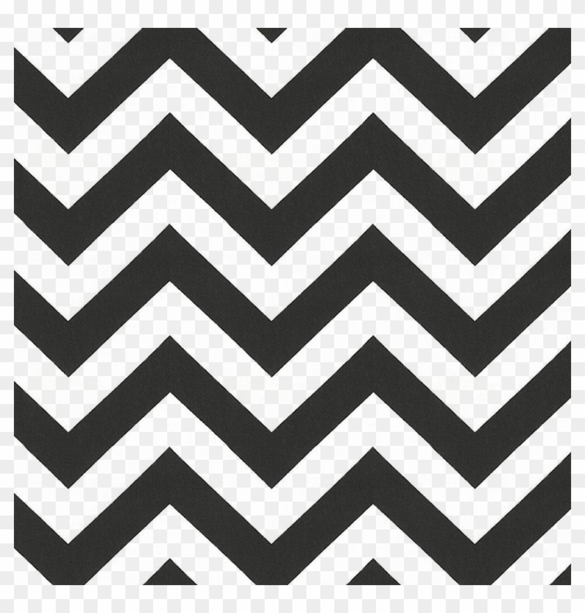 Zigzag Png Transparent Image - Black And White Zig Zag Pattern Clipart #704833