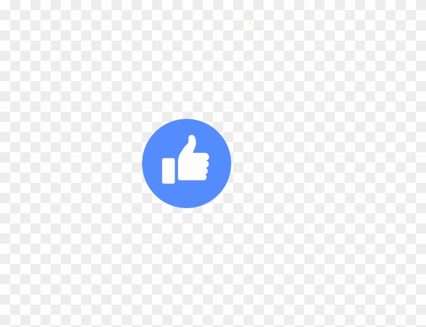 Like Fb Png - Facebook Like Reaction Transparent Clipart #708840