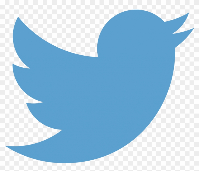 Blue Twitter Transparent Png - Logo Twitter Png 2015 Clipart #709012