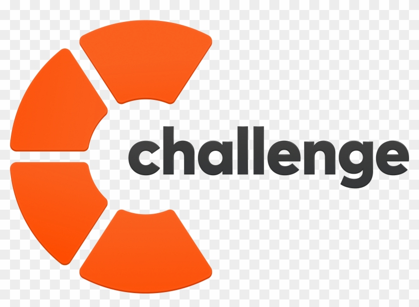 Challenge Logo - Challenge Tv Logo Clipart #712706
