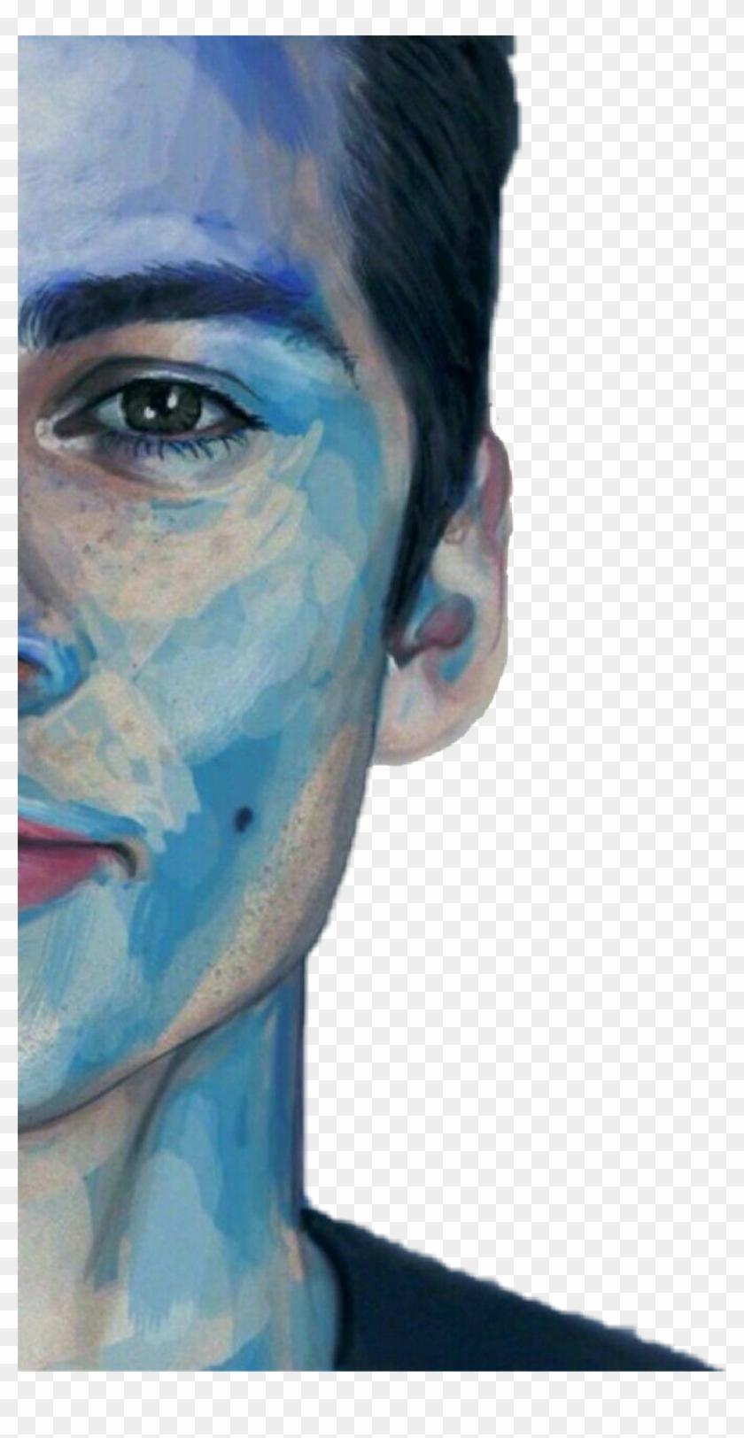 """Dylan O'Brien"" T-shirt by Pineapplexpress   Redbubble  Monochromatic Portrait Dylan Obrien"