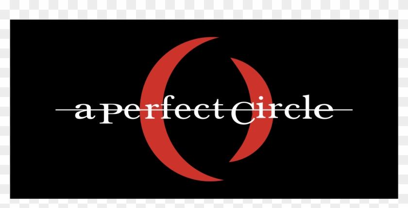 A Perfect Circle Logo Png Transparent - Perfect Circle Clipart #721860