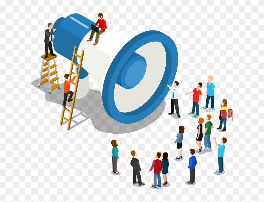 Social Media Marketing Houston - Social Media Marketing Png Clipart #724922