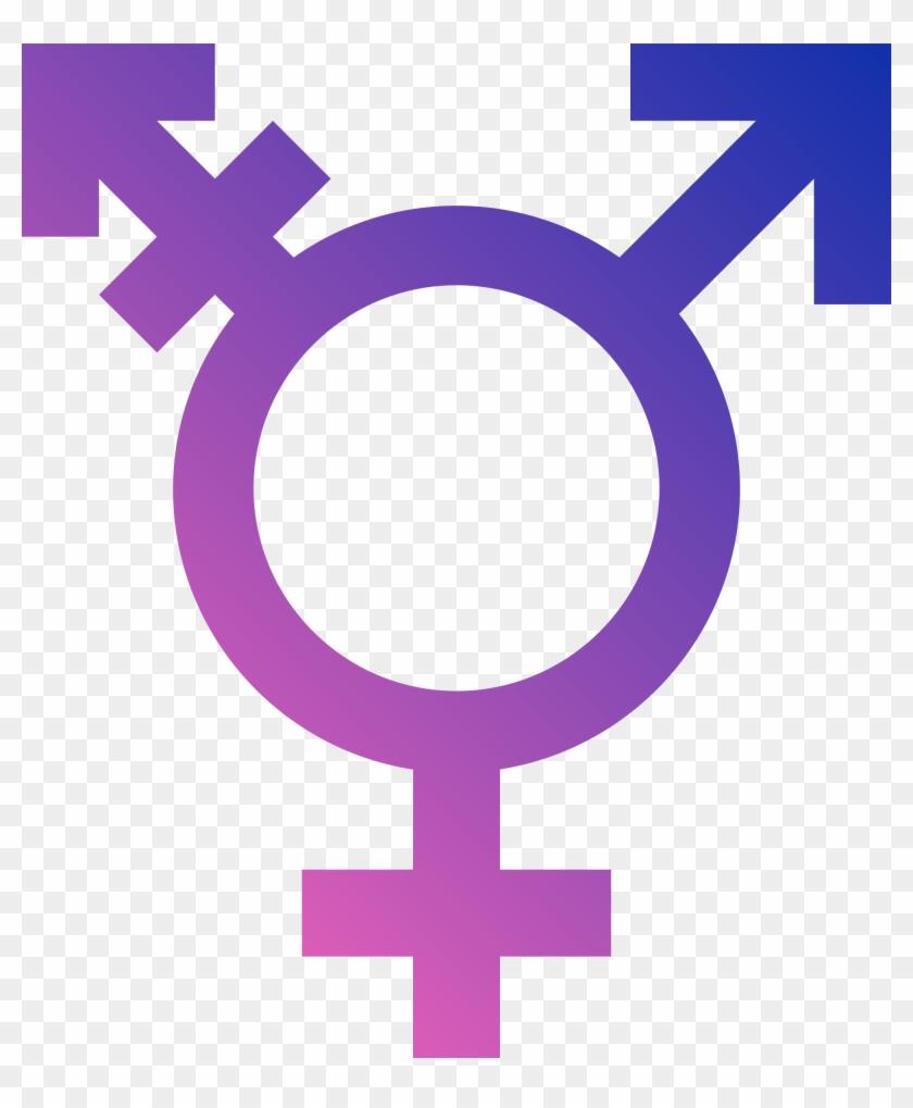 Gender Symbols Cakeworld With Emoji Symbols Copy And - Transgender Symbol Png Clipart #728635
