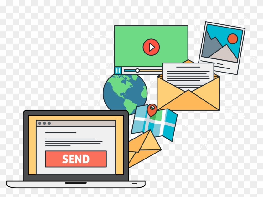 Email Marketing - Email Marketing Images Png Clipart #732516