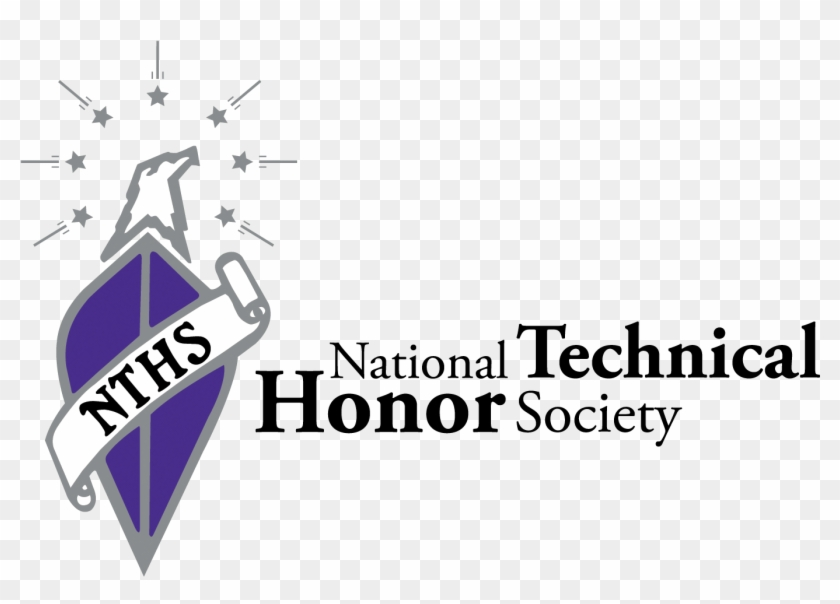 Click On The Logos Below To Download - National Technical Honor Society Clipart #736477