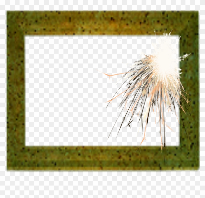 Mq Flame Frame Frames Border Borders - Picture Frame Clipart #740027