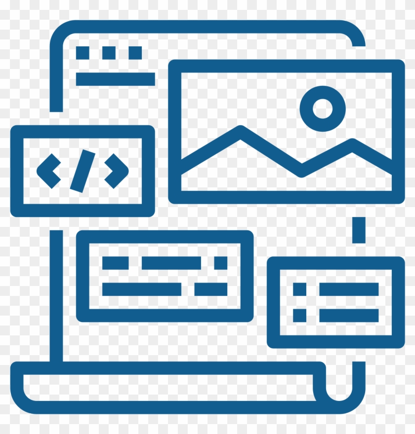 Nirmata Creative Web Mobile Design Developer Web Development - Website Builder Icon Png Clipart #745600