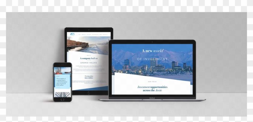 Creative Web Design That's Right On The Money Pt Capital - Web Design Clipart #746019