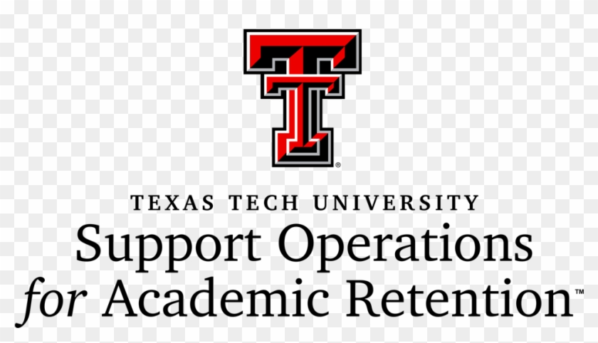 Support Operations For Academic Retention Provides - Texas Tech University Clipart #748582