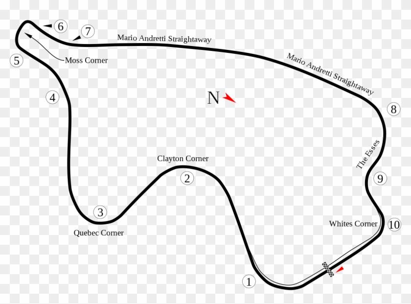Canadian Tire Motorsport Park, HD Png Download #750083